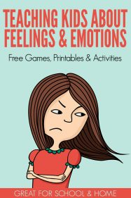 Teaching Kids about Feelings and Emotions: Best Free Games and Activities
