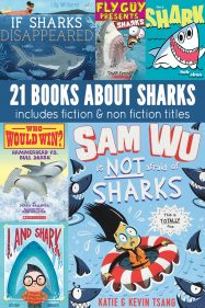 21 Kids Books About Sharks