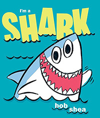 I'm a Shark: Books About Sharks