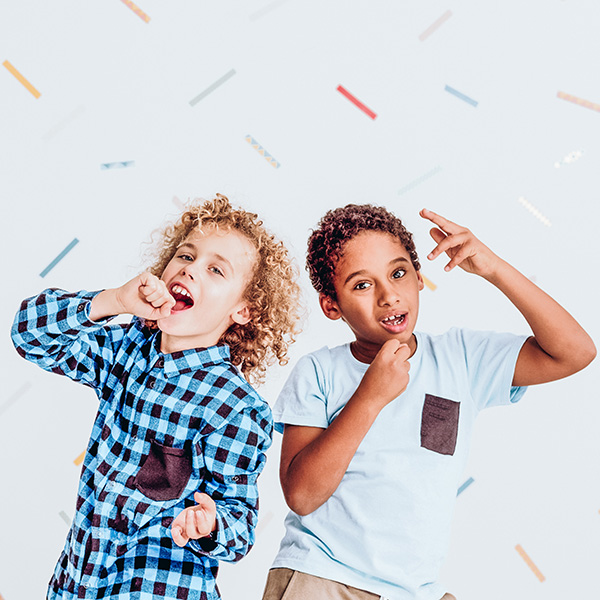 Music Party Games for Kids: Fun Games for Dance Parties and Discos