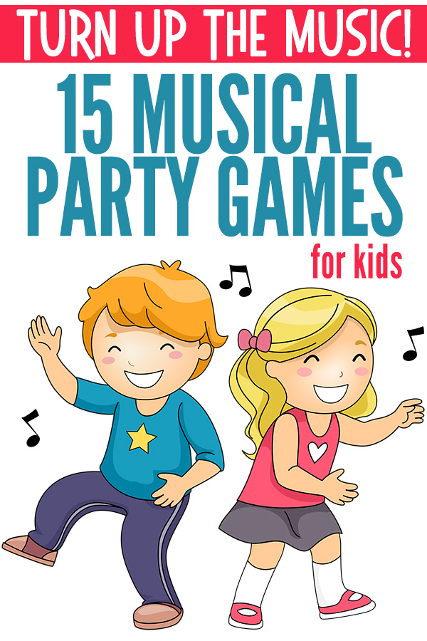 Musical Party Games for Kids