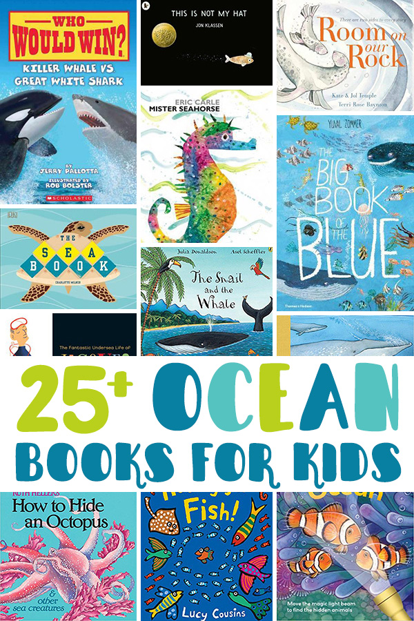 Ocean Books for Kids