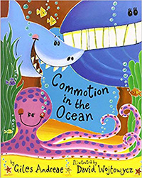 Books About Marine Life: Commotion in the Ocean