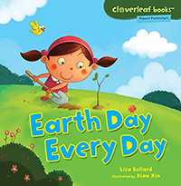 Books about Earth Day