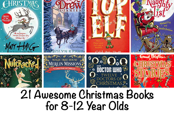 Christmas Chapter Books for Kids