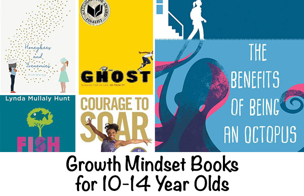 9 Growth Mindset Books for Middle Grades