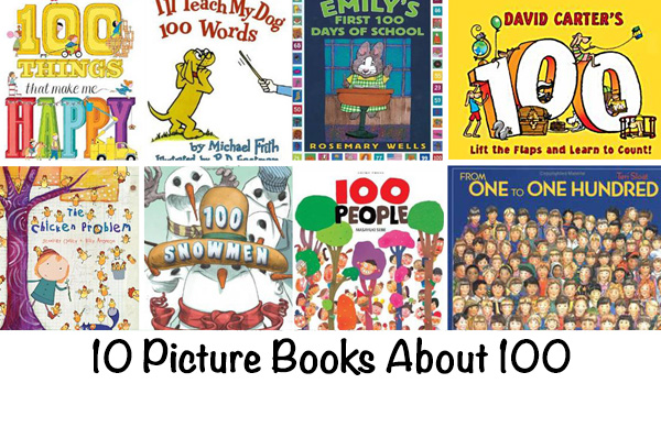 Books About Counting to 100