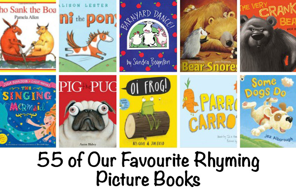 Awesome Rhyming Books
