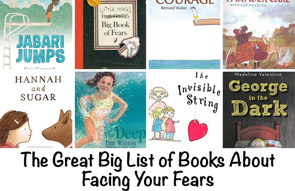 Books about Fears
