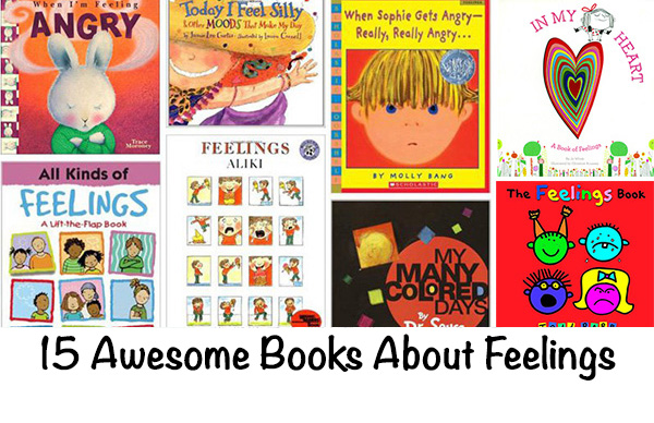 Books about feelings