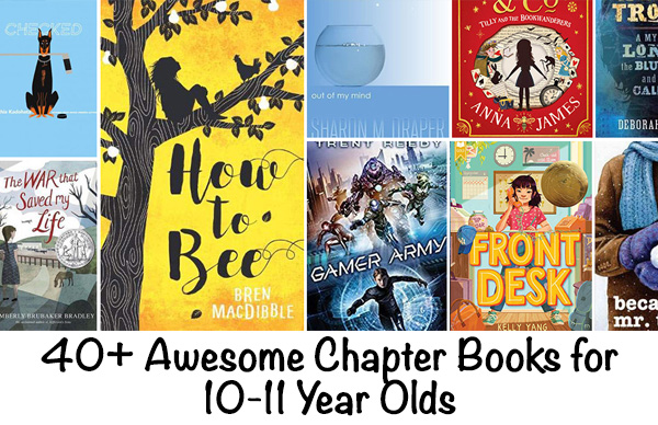 Best Books for 10 Year Olds