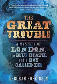 Books for 10 year olds: The Great Trouble