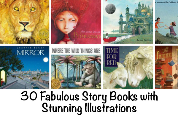 Books with Stunning Illustrations