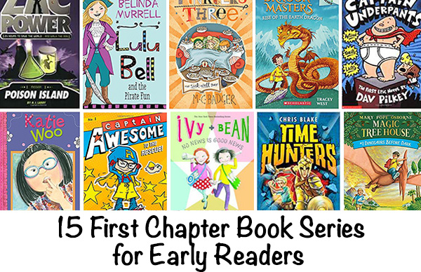 Chapter Books Series for Early Readers