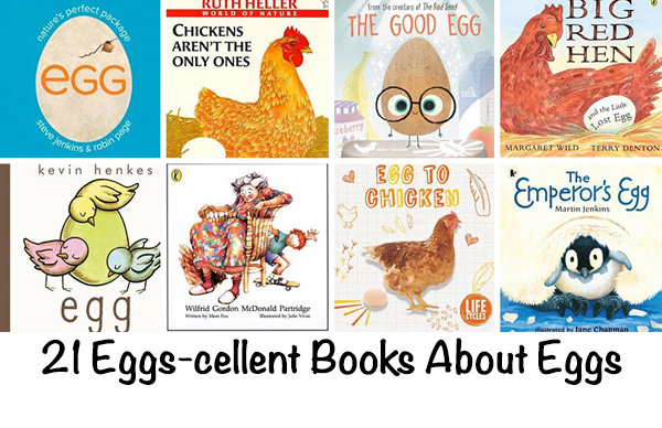 Egg Books