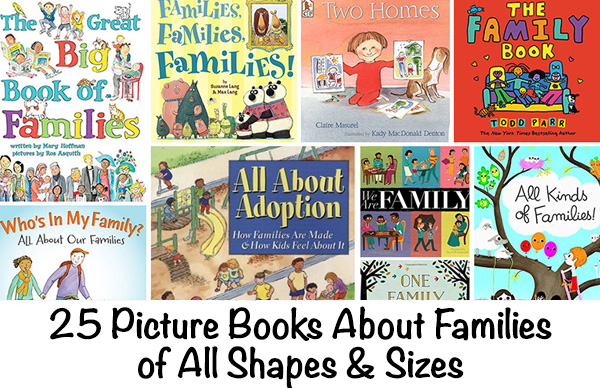 Families books