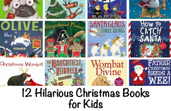 Funny Christmas Books