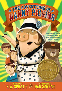 Nanny Piggins