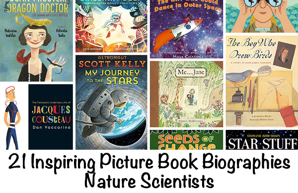 Books about Nature Scientists