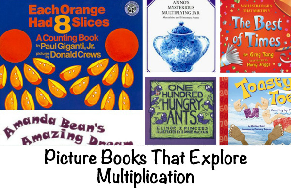 Picture Books About Mulitiplication