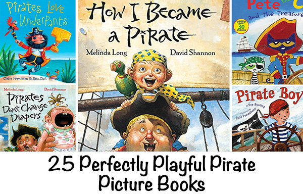 Pirate picture books