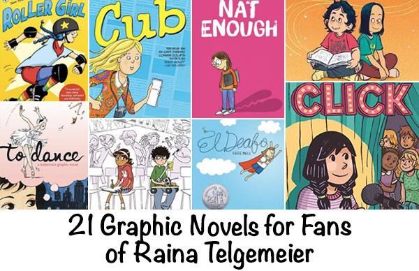 Telgemeier Graphic Novels
