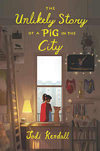 The Unlikely Story of the Pig In The City