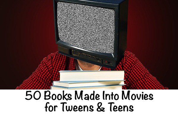 Teen books made into movies