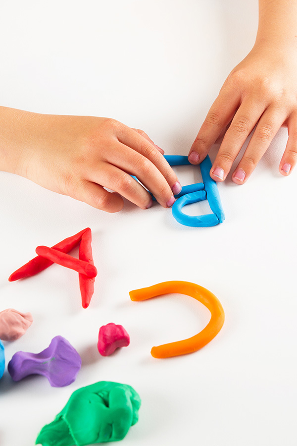 Sensory activities for pre-writers