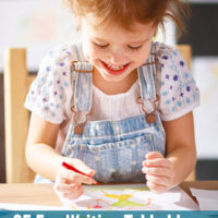 25 Preschool Writing Center Ideas