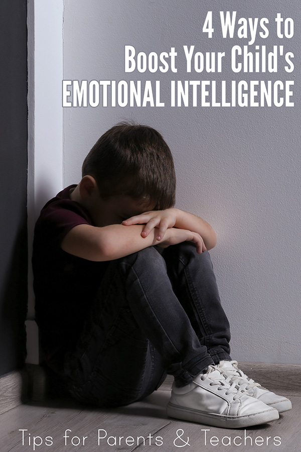 Boost Your Child's Emotional Intelligence: 4 Practical Tips for Parents and Teachers