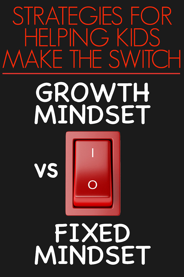 Growth Mindset vs Fixed Mindset for Kids