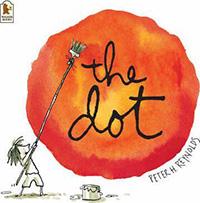 The Dot : kids growth mindset books
