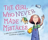 Growth Mindset Picture Books: The Girl Who Never Made Mistakes