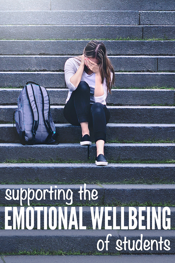 Supporting Emotional Wellbeing: Tips for Teachers