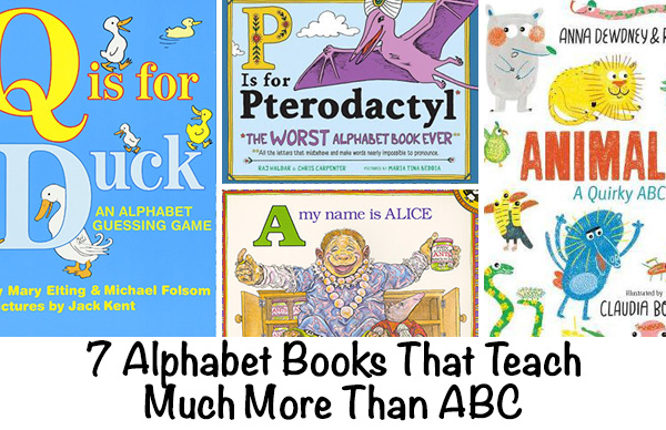 Alphabet Books for Kids