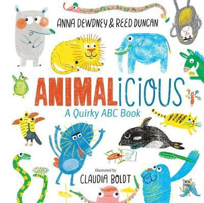 Animalicious Alphabet Book