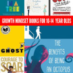 Growth Mindset Books for Middle Grade Students 10-14 year olds