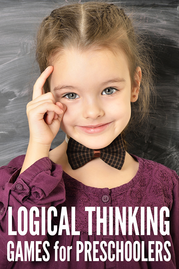 Logical Thinking Games for Preschool