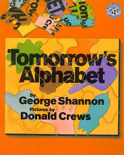 Tomorrows Alphabet: ABCs books