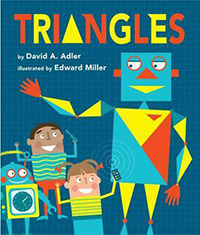Triangles: Picture books about shapes