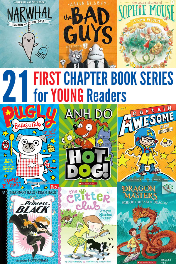 21 Best Chapter Books for Young Readers