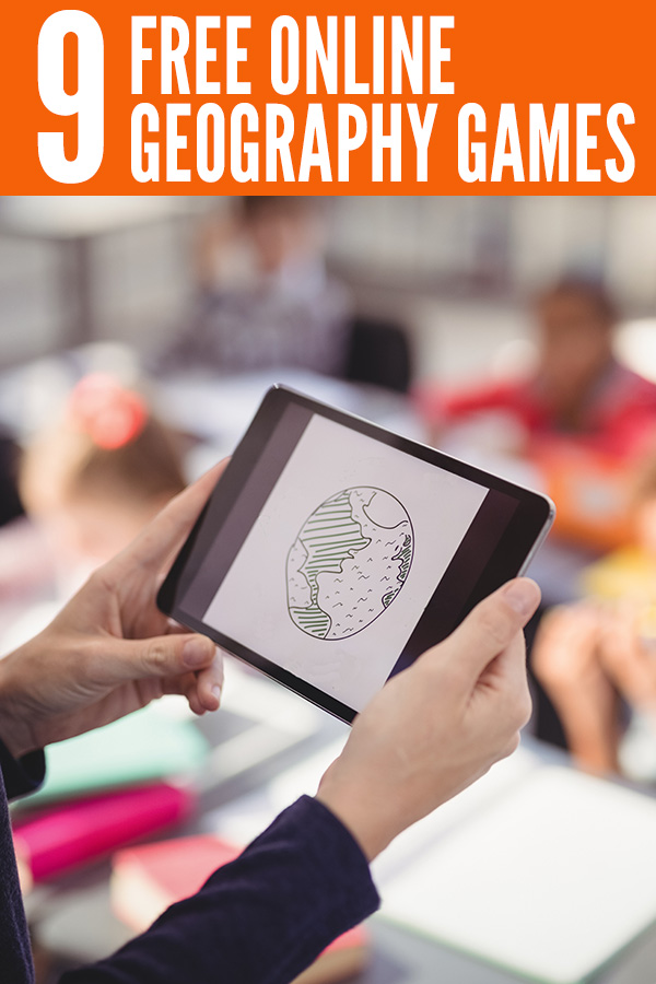 Free online geography games for kids. Great for elementary/primary and middle school students.