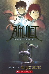 Amulet Graphic Novel series