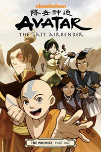 Avatar The Last Airbender Graphic Novel series
