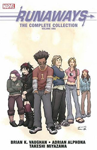 Runaways Graphic Novel