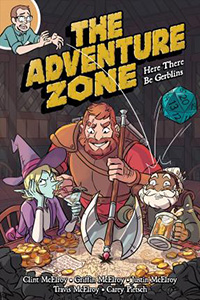 The Adventure Zone graphic novel