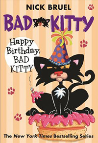 Bad Kitty books for seven year olds