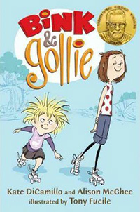 Bink and Gollie Books for 7 Year Olds