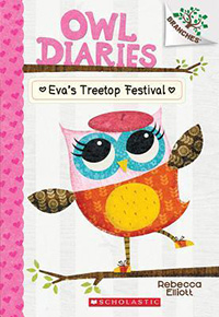 Owl Diaries books for 7 year olds
